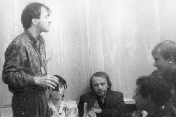 1990. Μόσχα. Αποχαιρετισμός.