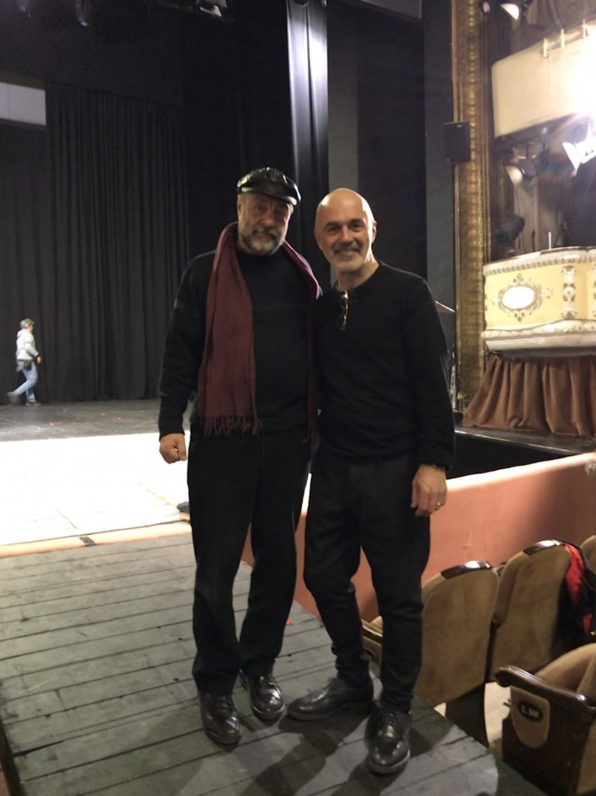O «Τίμων ο Αθηναίος» στο 6ο Interferences International Theatre Festival 2018,Cluj στη Ρουμανία